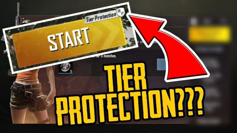 Tier Protection Event