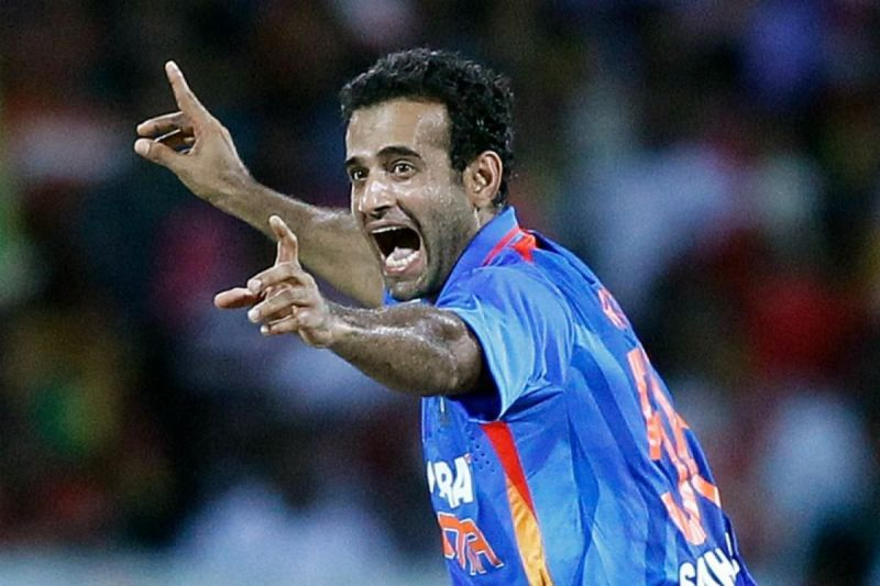 Irfan Pathan played all three formats for the Indian cricket team
