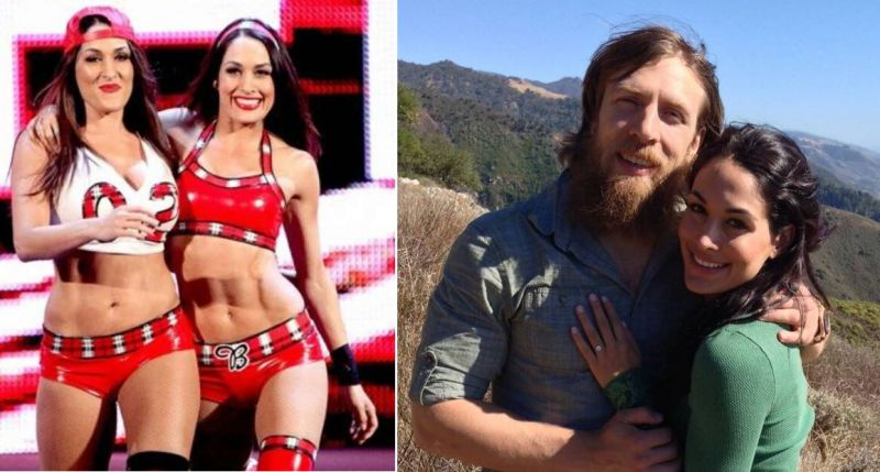 Nikki and Brie revealed some personal stories