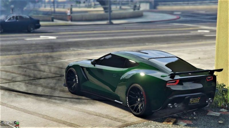 The Ocelot Pariah is the fastest car in GTA 5