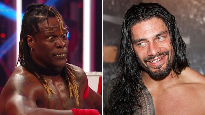 R-Truth and Roman Reigns