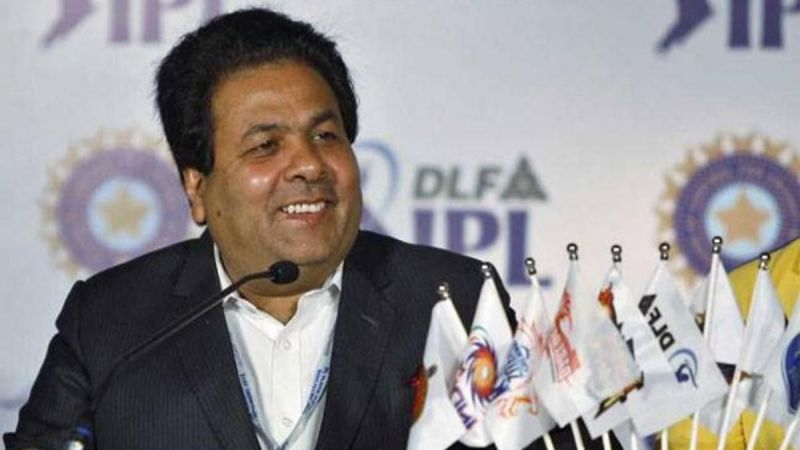 Rajeev Shukla set for another top BCCI role?