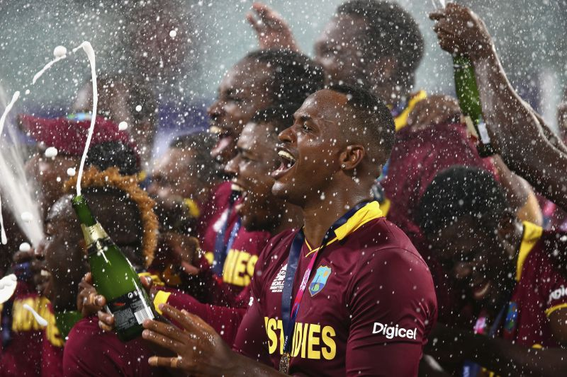 West Indies won the T20 World Cup in 2016