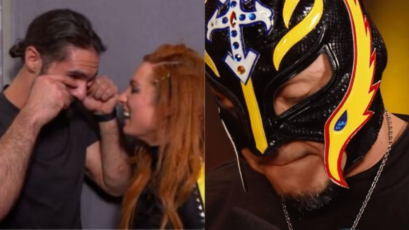 Rollins&Lynch/Mysterio