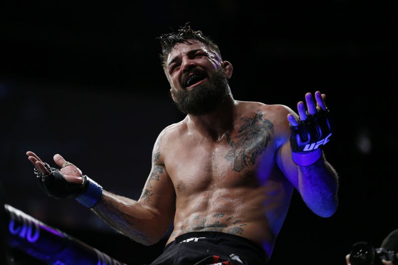 Mike Perry was given a new idea on how to make more money by Josh Thompson.