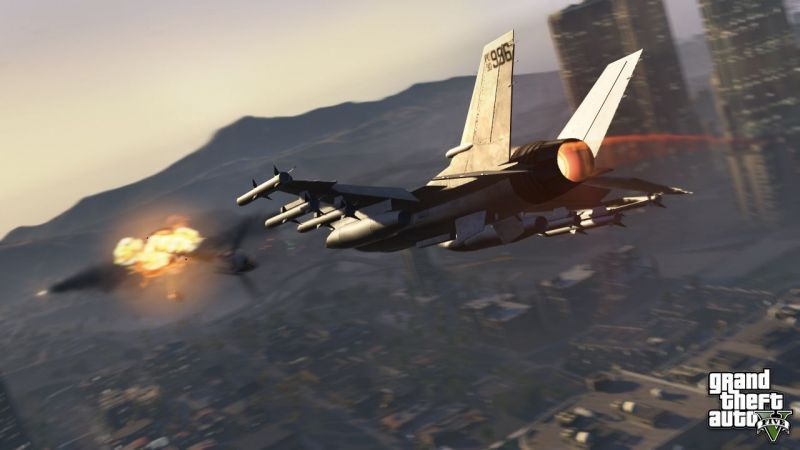 Planes are some of the most efficient vehicles in GTA Online (Image Courtesy: GTA Wiki Fandom