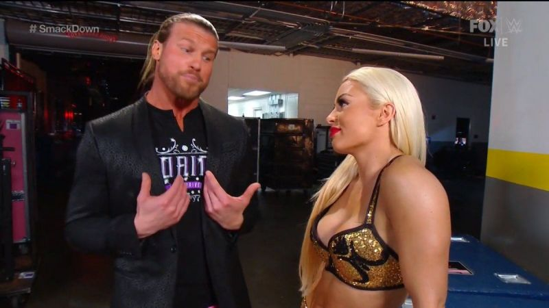 Dolph Ziggler and Rose