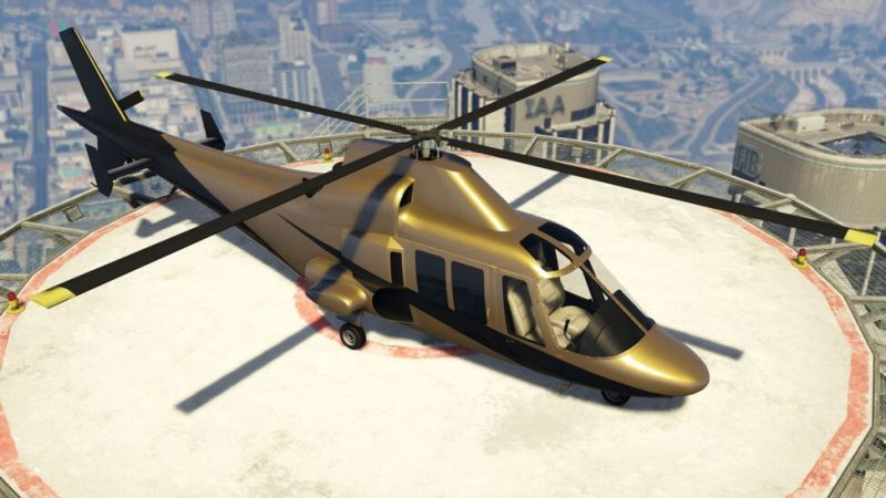 Swift Deluxe (Image Courtesy: GTA Base)
