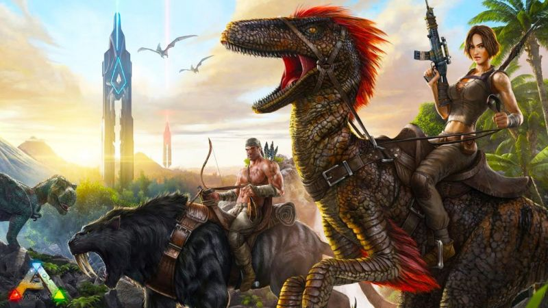 ARK Survival Evolved on Epic Games store: How to download