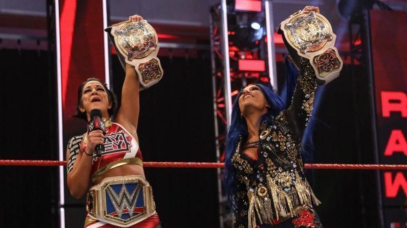 WWE विमेंस टैग टीम चैंपियंस
