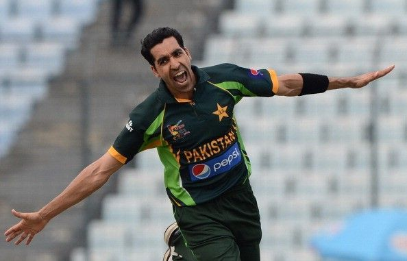 Umar Gul was the highest wicket-taker at the 2007 T20 World Cup