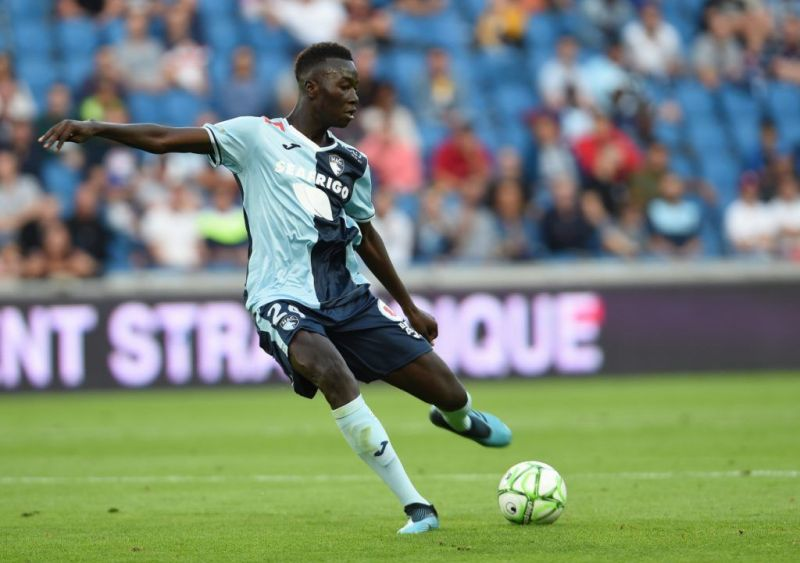 Papa Gueye has impressed for Le Havre and could be a great alternative to Thomas Partey for Arsenal