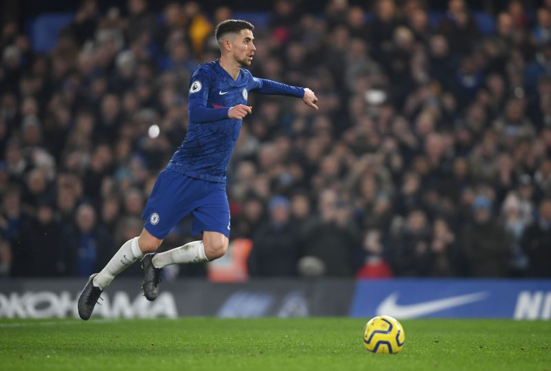 Could Jorginho find himself surplus to requirements at Chelsea this summer?