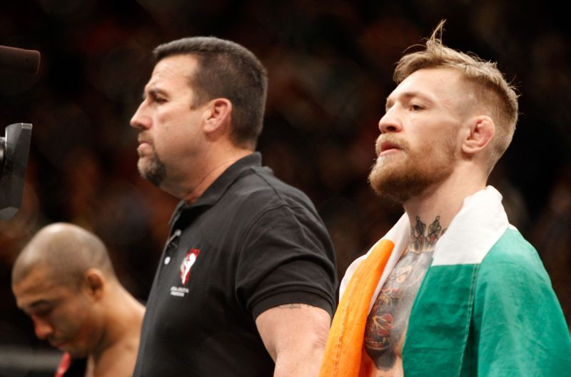 McGregor destroyed Aldo mentally, and he has arguably never looked the same since.