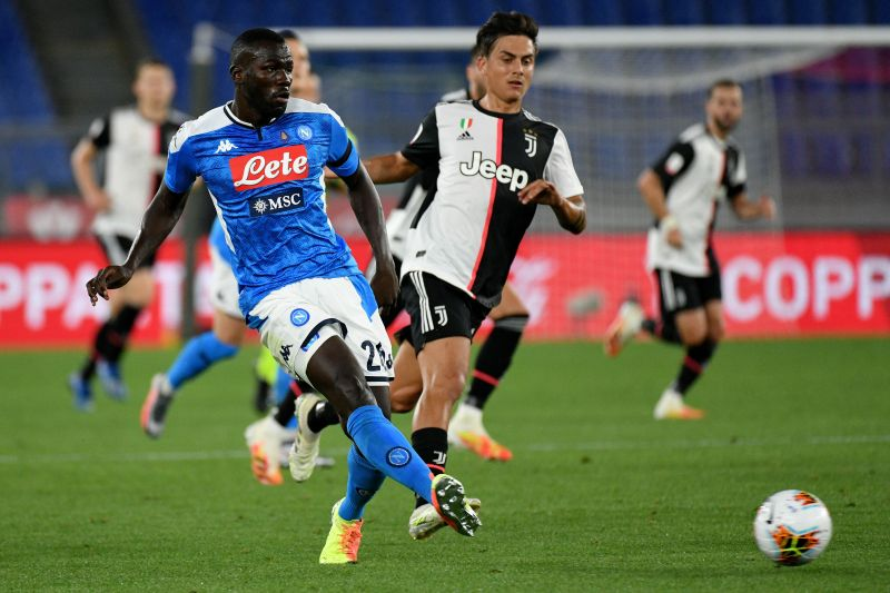 Kalidou Koulibaly is regarded as one of the top centre-backs in world football right now.