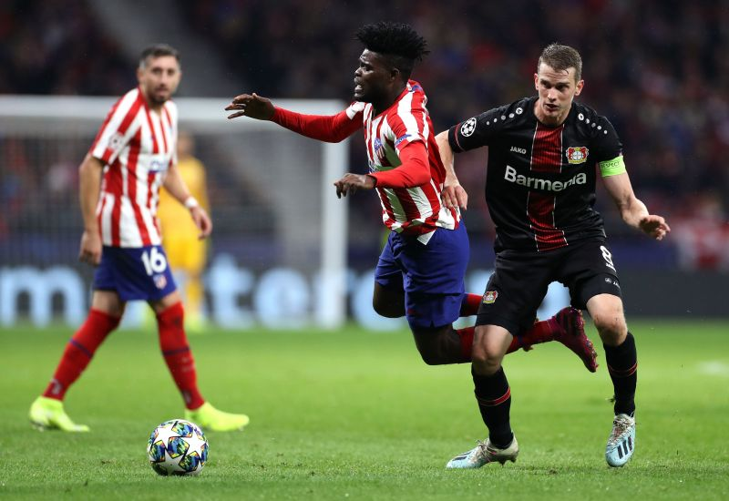 Thomas Partey could be on his way to Arsenal this summer.