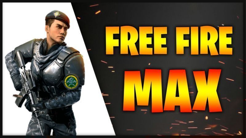 Free Fire Max poster