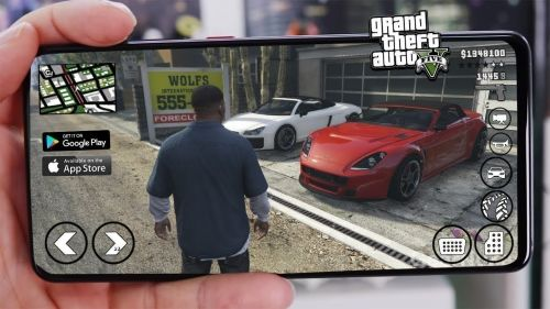 GTA 5 APK OBB for Mobile: All you need to know