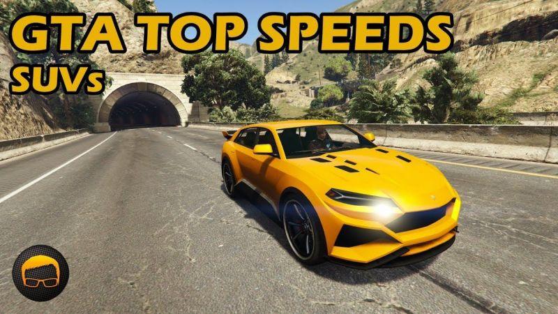 Three fastest SUVs in GTA: Online (Image: YouTube)