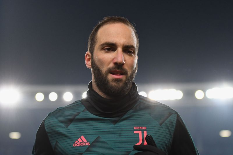 Gonzalo Higuain is one of the many key players recovering from injuries for Juventus.