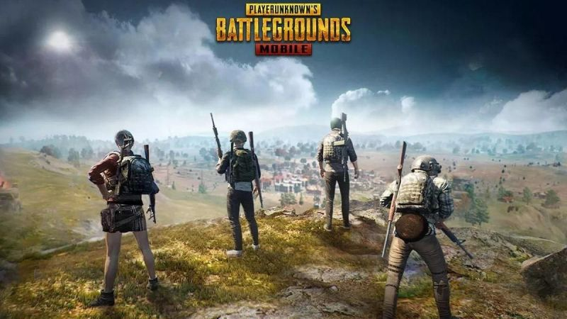 Why is PUBG Mobile not banned? (Picture Courtesy: Wallpapercave.com)