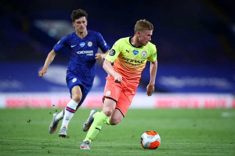 Kevin De Bruyne will hold the key for Manchester City