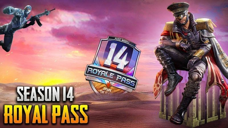 Season 14 royale pass 100 RP outfit revealed