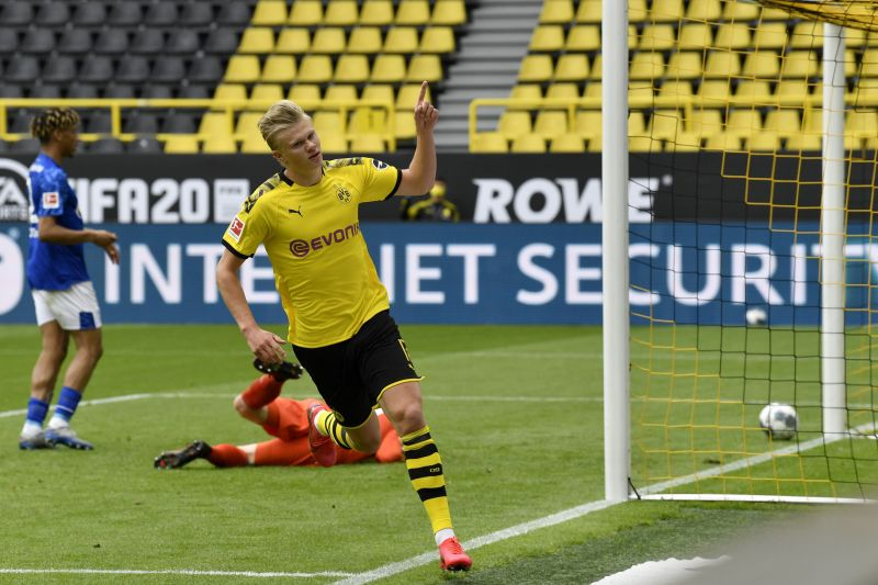 Haaland would surely have made it into the top 10 had he joined the Bundesliga earlier
