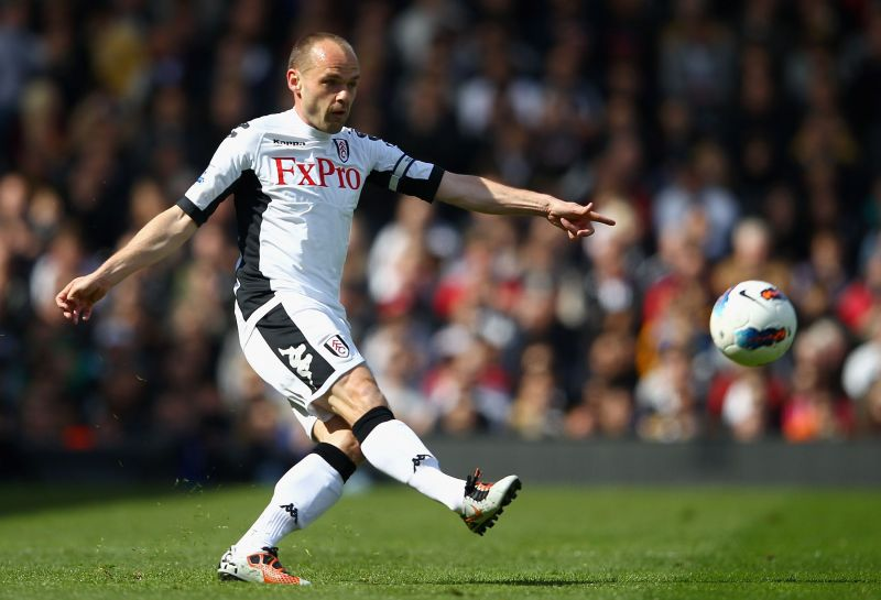 Danny Murphy served as Fulham