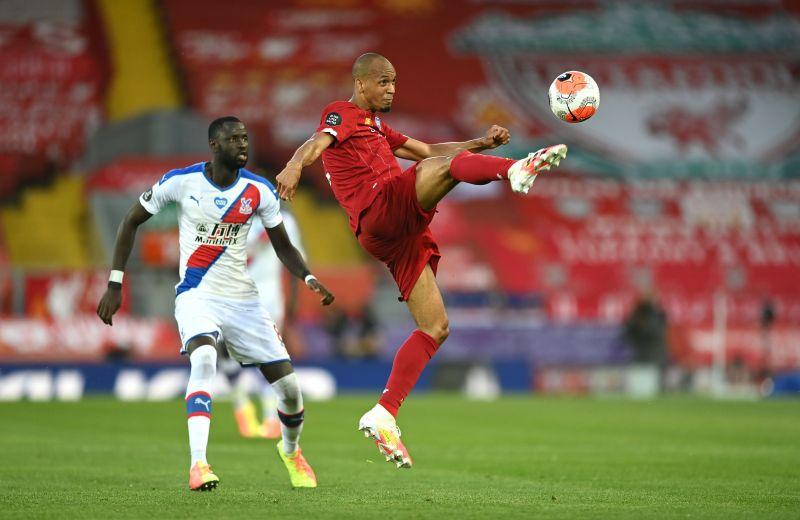 Fabinho has been in sensational form for Liverpool