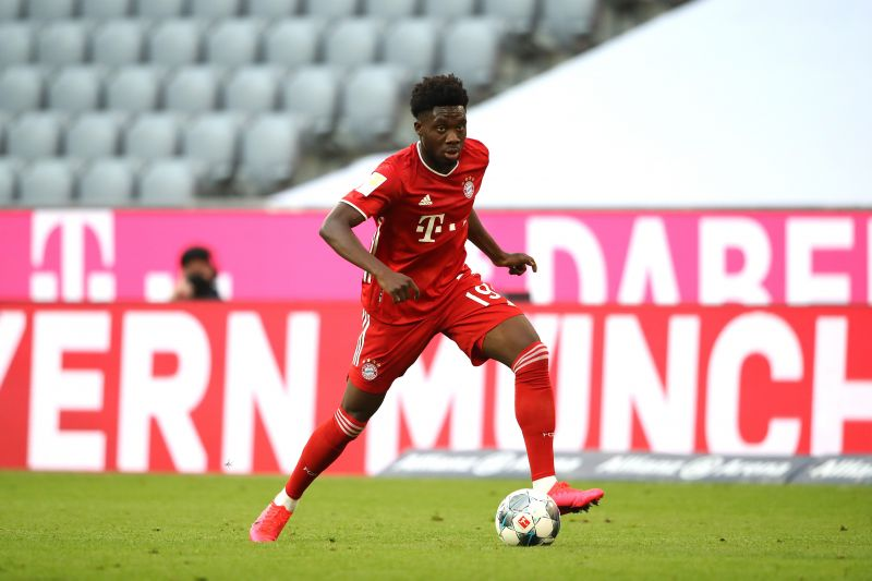 Davies will look back at this Bundesliga season to mark the point that changed his career