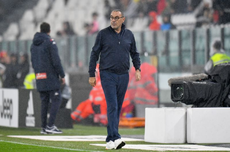 Maurizio Sarri is a revolutionary tactician but has struggled to implement his playing style at Juventus.