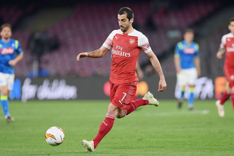 Henrikh Mkhitaryan may have already played his final game for Arsenal