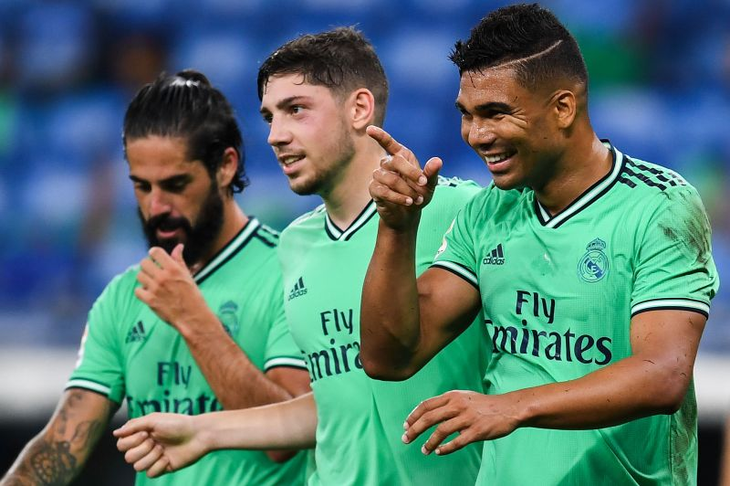 Real Madrid have been in imperious form since the restart of the campaign