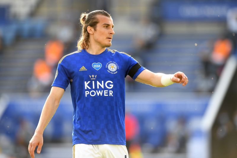 Caglar Soyuncu has been immense for Leicester City at the back this season.