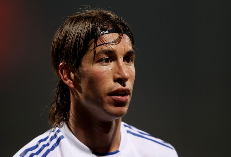 Sergio Ramos joined Real Madrid from Sevilla for a club-record fee of € 27 million in 2005.