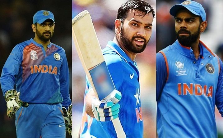 Parthiv Patel compared the captaincy styles of Virat Kohli, Rohit Sharma and MS Dhoni