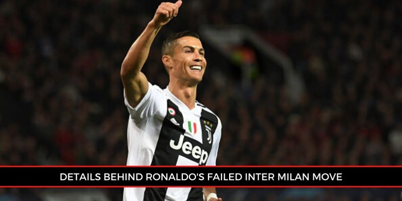 Inter Milan reportedly wanted Cristiano Ronaldo as a teenager