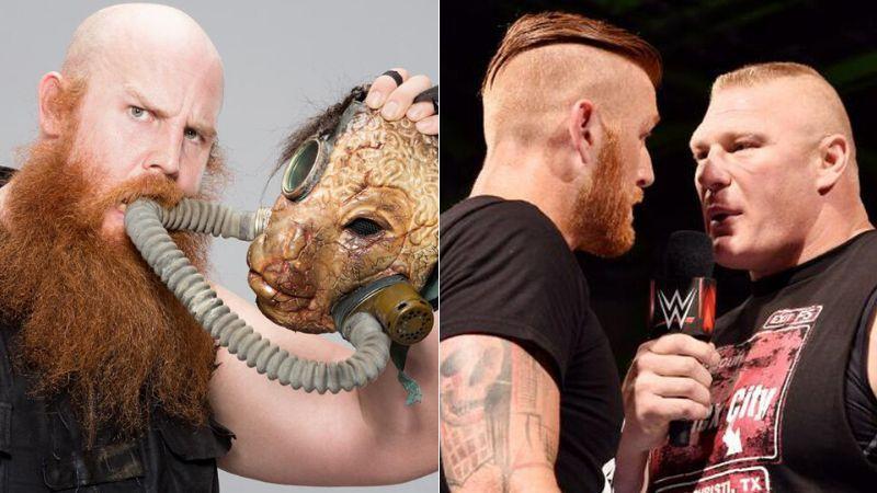 Erick Rowan and Heath Slater were released by WWE