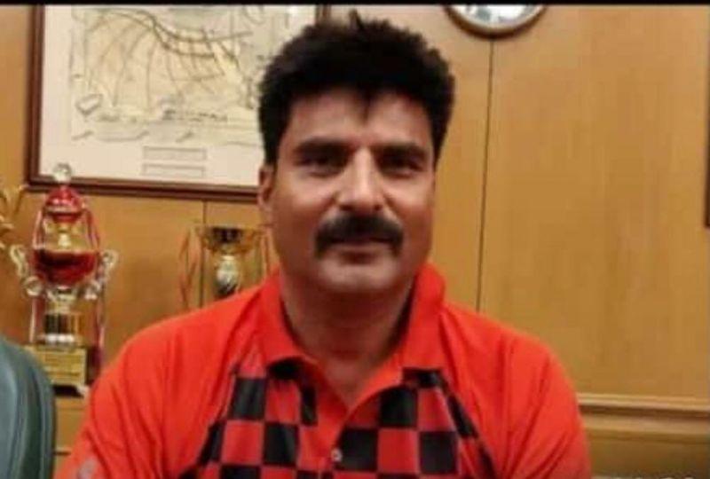 Former cricketer Sanjay Dobal