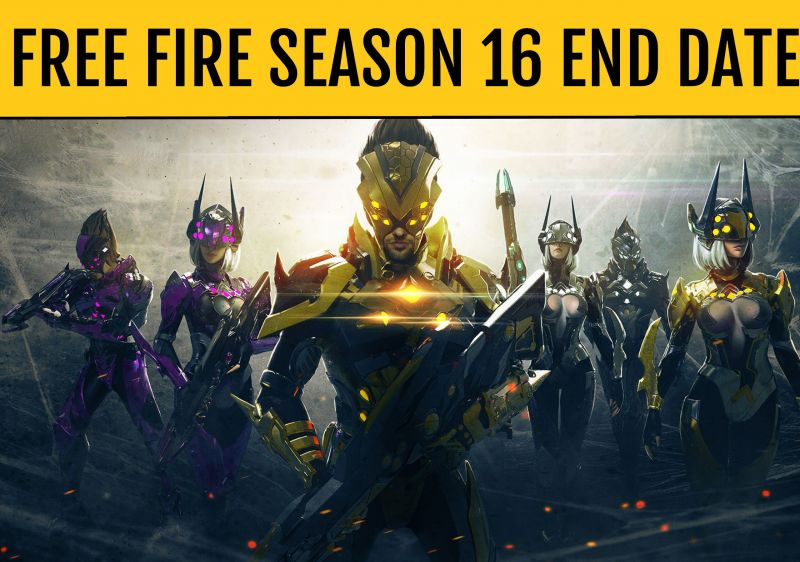 Free Fire Season 16 End Date (Picture Source: Wallpapersden)