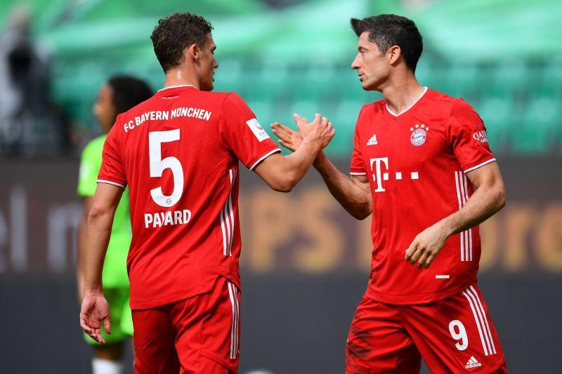 Bayern had a comfortable afternoon at Wolfsburg | Bundesliga