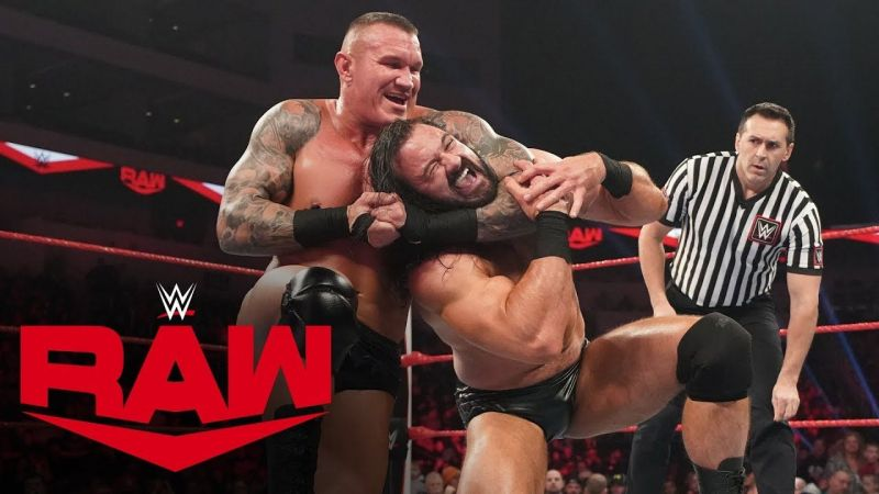 Drew McIntyre weighed in on Tommaso Ciampa vs. Randy Orton
