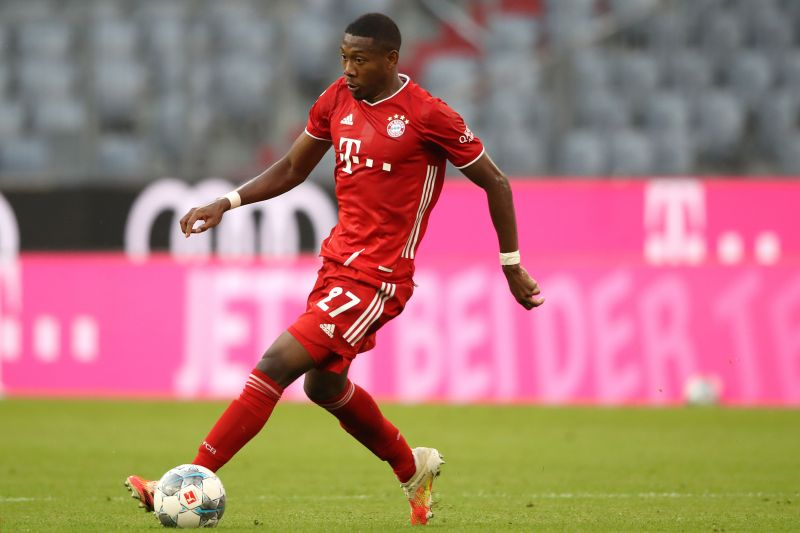 David Alaba has impressed many with his performances in his new centre-back role at Bayern Munich.