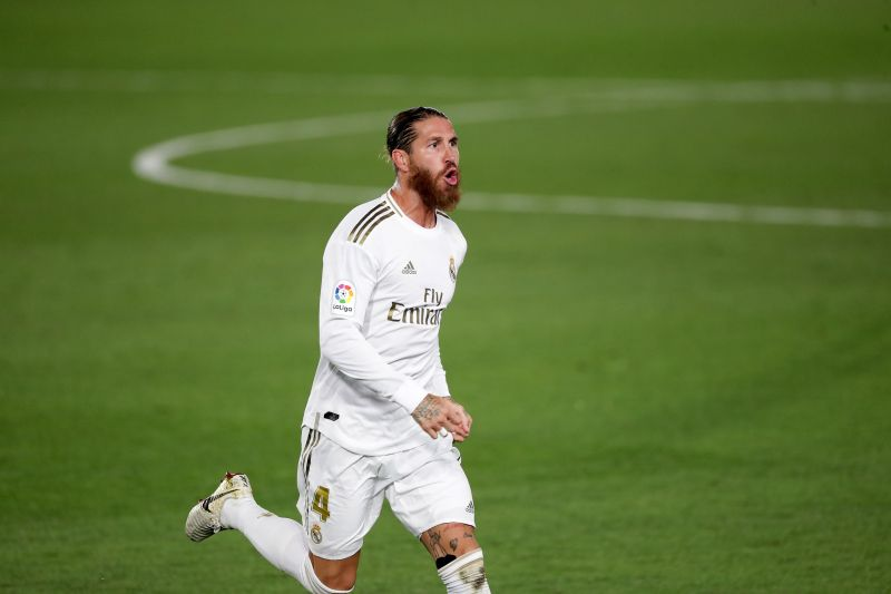 Sergio Ramos has been the cornerstone of Real Madrid