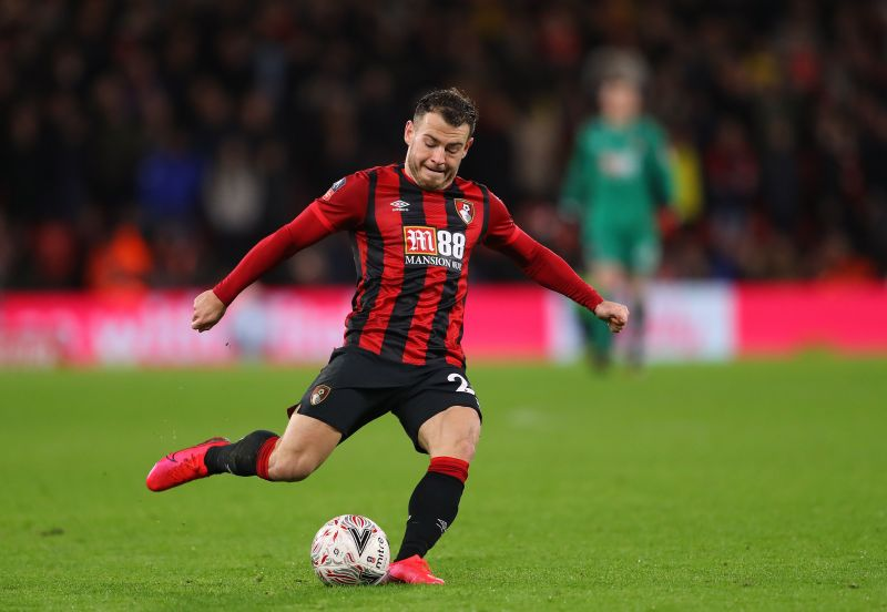 Ryan Fraser could move to Arsenal as a free agent if Bournemouth fail to sell the player.