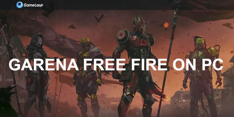 Garena Free Fire on PC using Gameloop