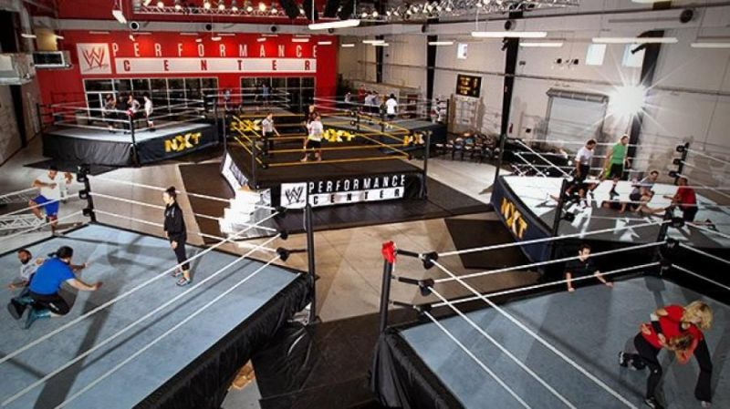 The Performance Center in Orlando, Florida is currently the venue for all WWE shows
