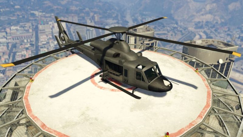 Valkyrie (Image Courtesy: GTA Base)