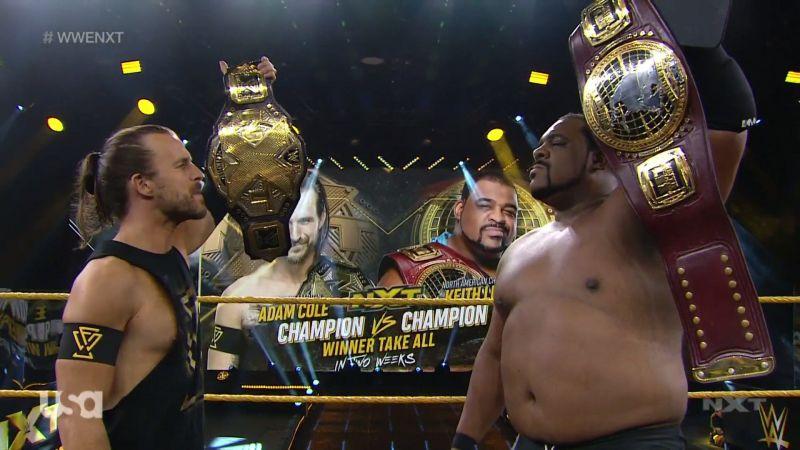 WWE NXT का एपिसोड